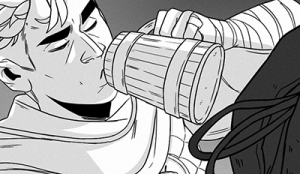 Become a patron and read Night Hunt!